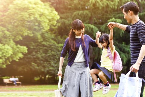 プレママおでかけ|妊娠中でも子連れでも♪ 安心しておでかけできる公園ランキング《東京都内編》